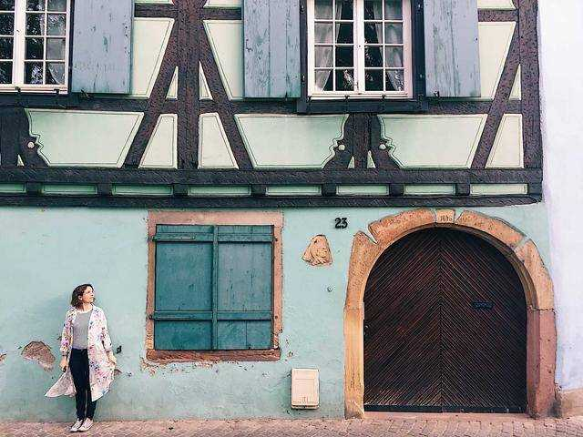 Colmar: the sweetness of living in the French way